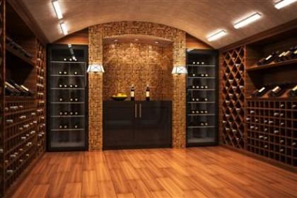 בניית מרתף יינות