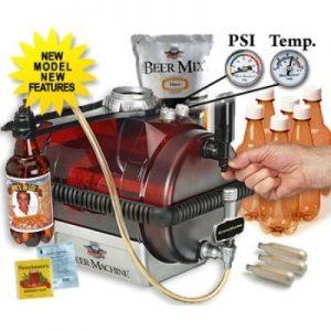 מכונת בירה - דגם Brewmaster