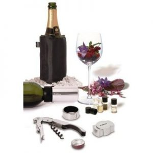 מארז מושלם ומפנק ל- יין ושמפניה מבית  Pulltex