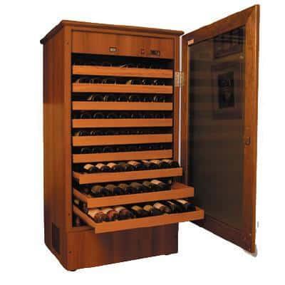 מקרר יינות 110-130 בקבוקים המרתף