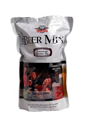 תערובות בירה למכונת ה-Beermachine