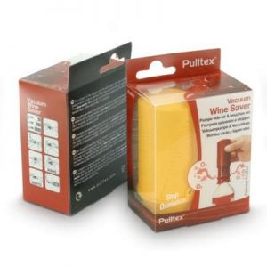 Pulltex Basic Vacum Wine Saver - משאבת ואקום פקק