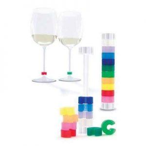 Wine Glass Identifier-טבעת זיהוי כוסות