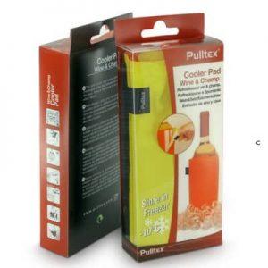 Pulltex Cooler Pad - מצנן יין ושמפניה צבעוני