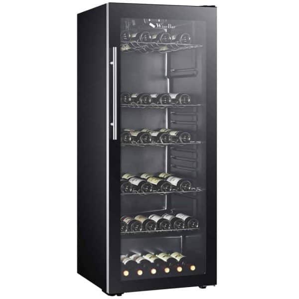 מקרר יין 100 בקבוקים WineBar WBS-270T