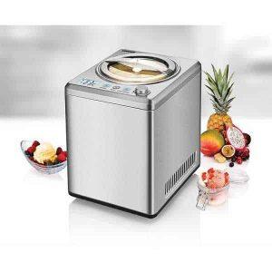 מכונת גלידה 2.5 ליטר ICE CREAM MAKER Pro Plus