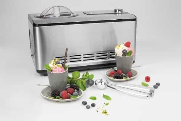 מכונת גלידה 2 ליטר Caso IceCreamer