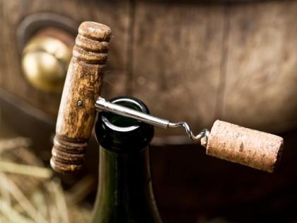 התיישנות יין בתוך מקרר יין